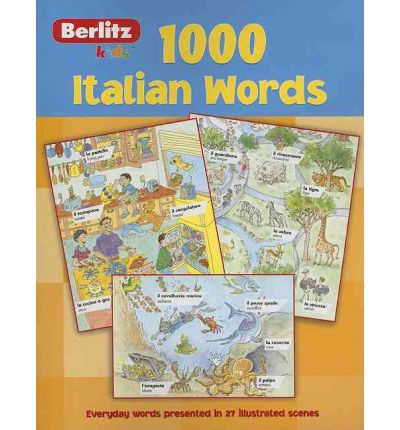 Berlitz Language: 1000 Italian Words