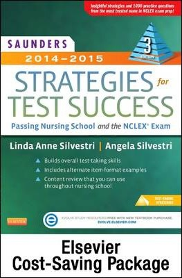 Saunders Strategies for Test Success - Elsevier eBook on Intel Education Study + Evolve Access (Retail Access Card)