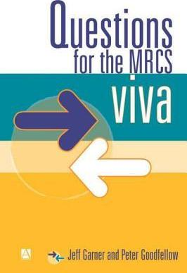 Questions for the Mrcs Viva