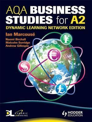AQA Business Studies for A2 Dynamic Learning