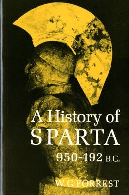 A History of Sparta, 950-192 B.C.