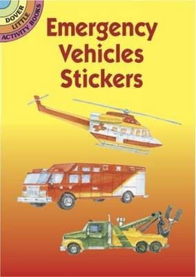 Emergency Vehicles Stickers