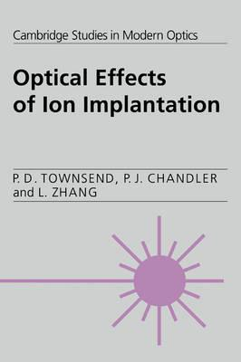 Optical Effects of Ion Implantation
