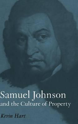 Samuel Johnson and the Culture of Property