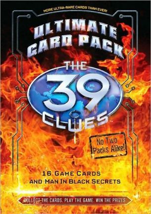 The 39 Clues, Card Pack 4