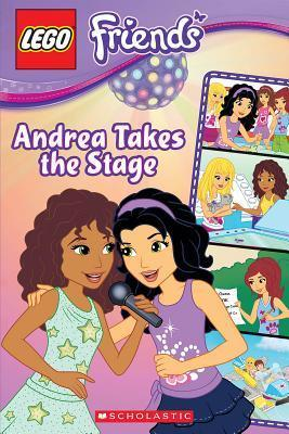 Lego Friends: Andrea Takes the Stage (Comic Reader #2)