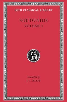 Suetonius: Vol 1