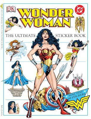 Wonder Woman Ultimate Sticker Book