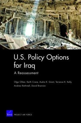 U.S. Policy Options for Iraq