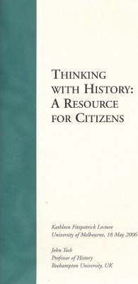 Thinking with History - A Resource for Citizens