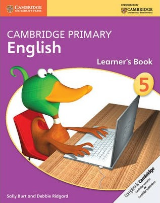 Cambridge Primary English Learner's Book Stage 5 by Sally Burt