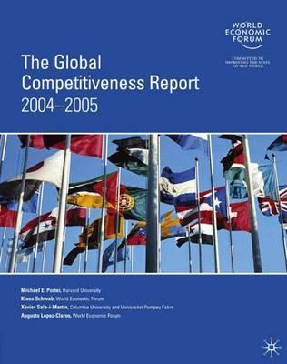 The Global Competitiveness Report 2004-2005