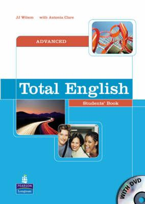Total English Advanced Students Book and DVD Pack