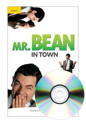 Level 2: Mr Bean in Town Book and MP3 Pack