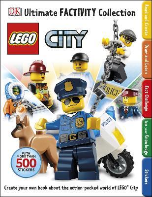 lego (r) city ultimate factivity collection by dk