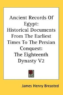 Ancient Records of Egypt