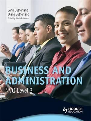 Business and Administration NVQ Level 3