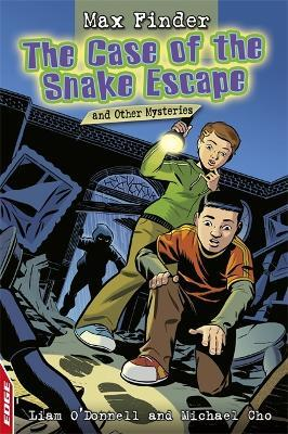 The Case of the Snake Escape and Other Mysteries