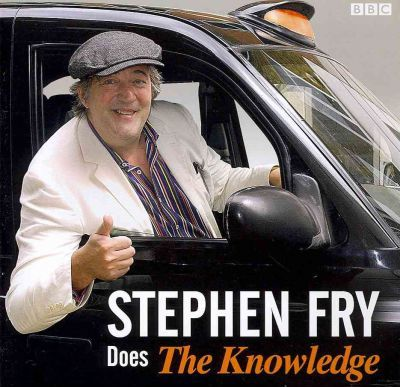 Stephen Fry Does the 'Knowledge'