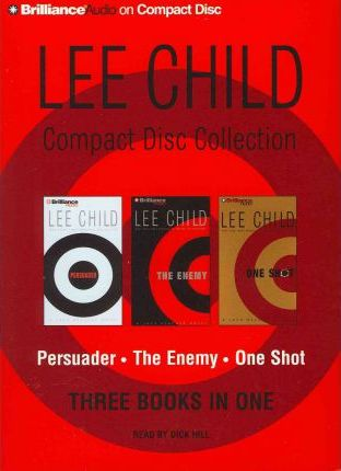 Lee Child Compact Disc Collection