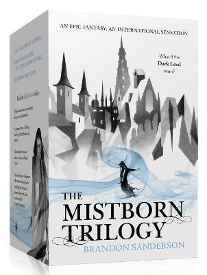 Mistborn Trilogy : The Final Empire, the Well of Ascension, the Hero of Ages