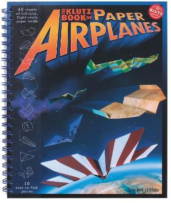 Book of Paper Airplanes by Doug Stillinger