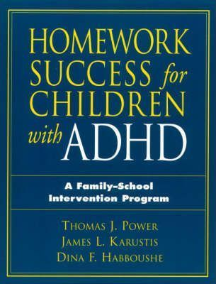 ADHD and Homework Study: Results