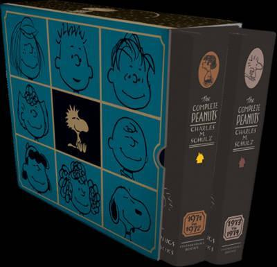 The Complete Peanuts: 1971-1974 Volumes 11 & 12