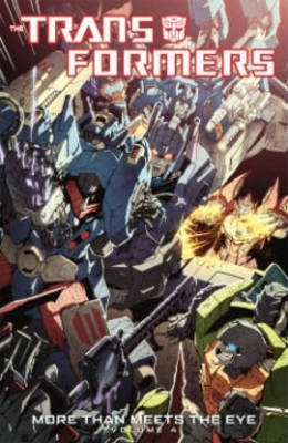 Transformers: More Than Meets the Eye Volume 4