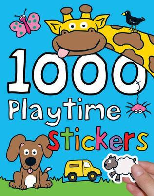 1000 Playtime Stickers
