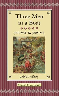 three men in a boat by jerome k jerome essay Provide a character analysis of uncle podger in jerome k jerome's book, three men in a boat we hear a story about the narrator's uncle podger in chapter iii of three men in a boat.