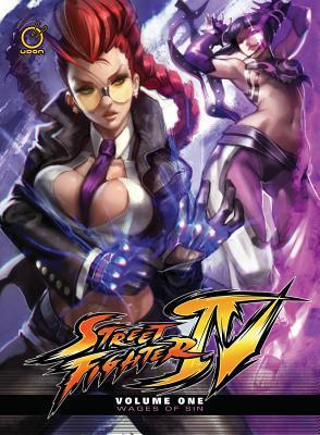 Street Fighter IV: Wages of Sin Volume 1
