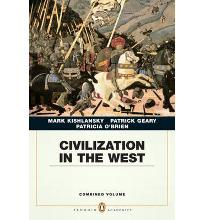 Civilization in the West: Penguin Academic Edition, Combined Volume