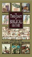 The Timechart of Biblical History : Over 4000 Years in Charts, Maps, Lists and Chronologies