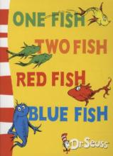 Dr. Seuss - Blue Back Book: One Fish, Two Fish, Red Fish, Blue Fish: Blue Back Book