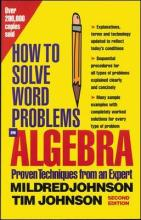 How to Solve Word Problems in Algebra
