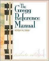 The Gregg Reference Manual, Tribute Edition
