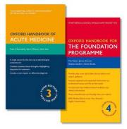 Oxford Handbook of Acute Medicine and Oxford Handbook for the Foundation Programme