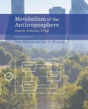 Metabolism of the Anthroposphere