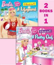 Barbie I Can Be a Pastry Chef/I Can Be a Lifeguard