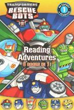 Transformers Rescue Bots: Reading Adventures