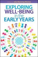 Exploring Well-Being in the Early Years