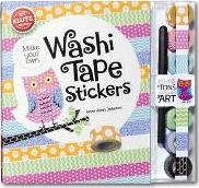 Washi Tape Stickers