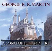 Song of Ice and Fire 2011 Calendar
