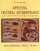 Applying Cultural Anthropology
