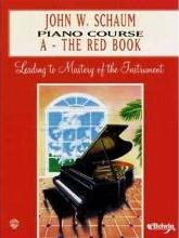 Piano Course a Book (Red)