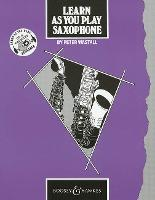 Learn as You Play Saxophone: Tutor Book