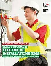 Level 2 Diploma in Electrical Installations (Buildings and Structures) 2365 Textbook