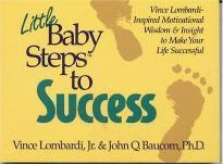 Little Baby Steps to Success