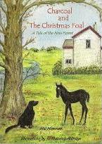 Charcoal and the Christmas Foal